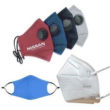 Madison Avenue, Inc. Reusable or Disposable Masks