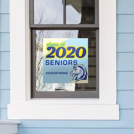 Madison Avenue, Inc. Sidewalk and Window Decals